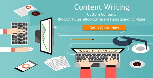 I will write content of up to 200 words on any subject for your website or blog