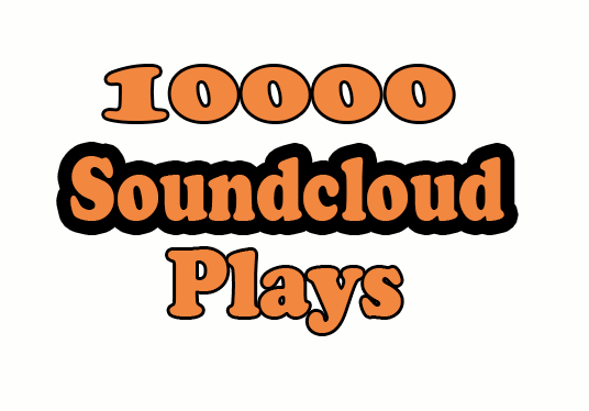 add 15000 Non-Drop Soundcloud Plays With Lifetime Guarantee