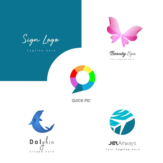 I will Design professional and simple logo for your brand
