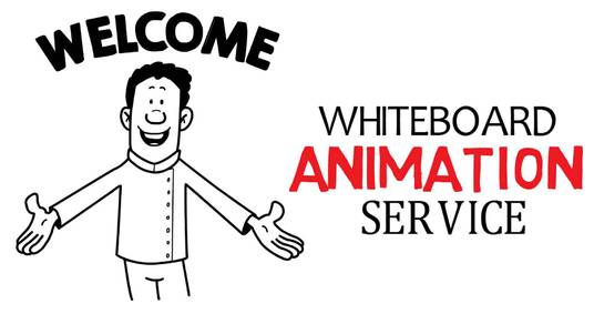 I will create a professional animation video on whiteboard