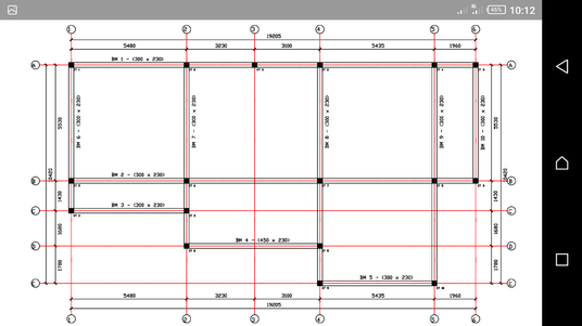 I will create reinforced concrete structural design drawings from your architectural drawings
