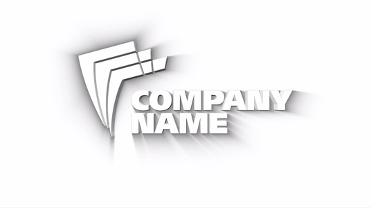 I will Create Clean 3D Logo Animation in Full HD