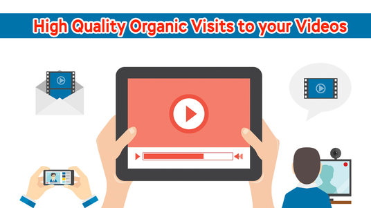 I will Do YouTube video promotion through social referrers