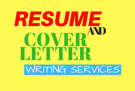 I will Write Or Rewrite Your Resume And Cover Letter