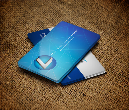 Design A Professional Business card Fast
