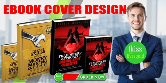 I will Design 2 eBook or book cover