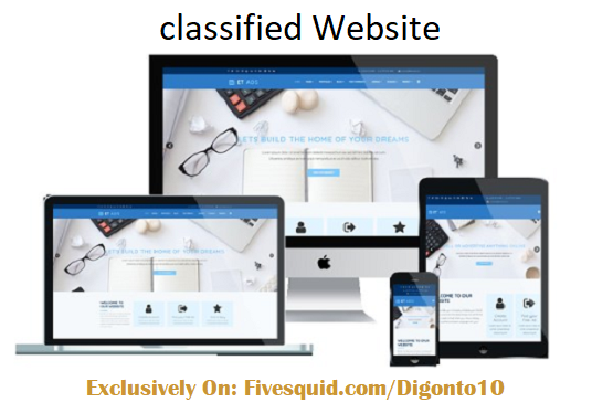 I will build classified ads and listing website with satisfaction