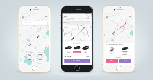 Provide you a Ridesharing Mobile APP