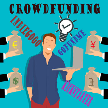back your kickstarter ,Gofundme Or Any Crowdfunding campaigns