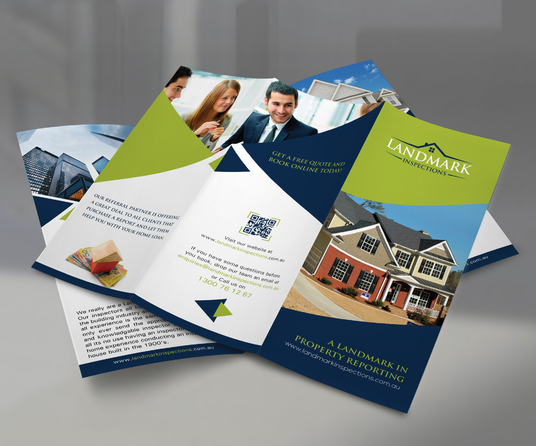 I will design for you eye-catching tri-fold brochure