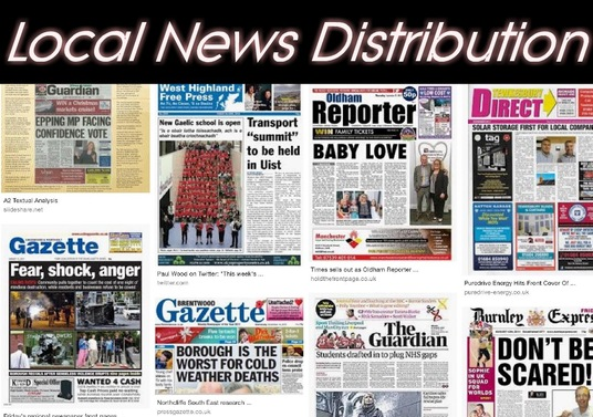 I will Distribute your Press Release to all main local media in your region