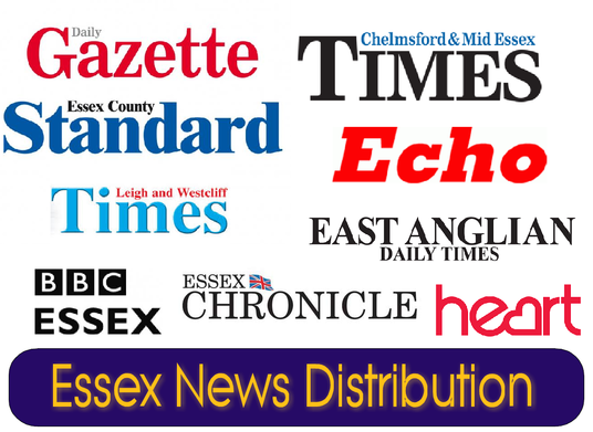 I will Distribute your Press Release all over Essex
