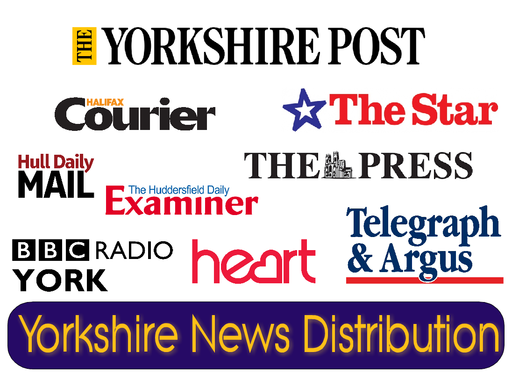 distribute your Press Release all over Yorkshire