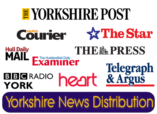 I will distribute your Press Release all over Yorkshire