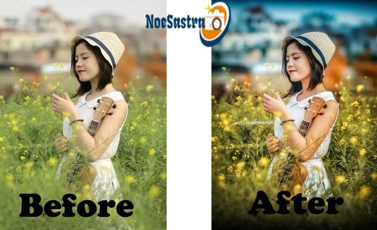 I will make your photos more beautiful with beautiful effects