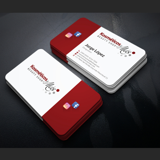 I will design professional Business cards, full Stationery set or Corporate identity