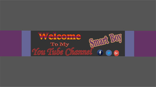 I will Create You Tube Channel Cover