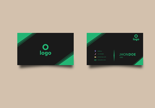I will Design professional business cards for you