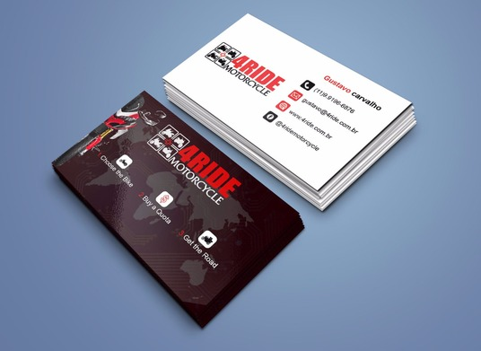 I will Do Memorable Business Card Design
