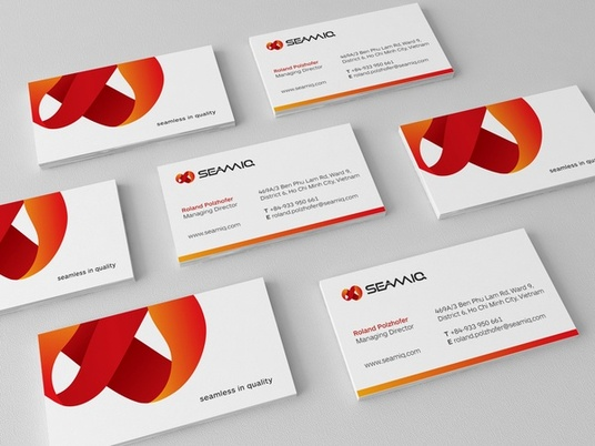 I will design 2 unique business cards