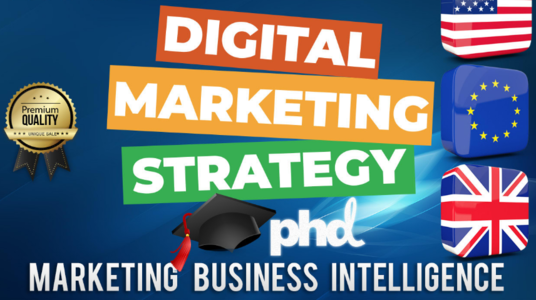 I will Write Digital Marketing  Articles and blog posts