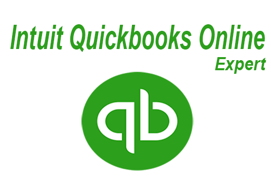 do bookkeeping, using Quickbooks online