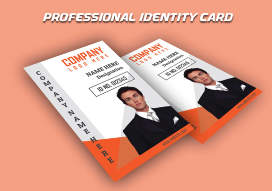 I will Design Premium Quality Id Cards
