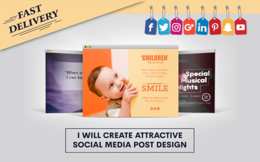 Create High Quality Content For Social Media