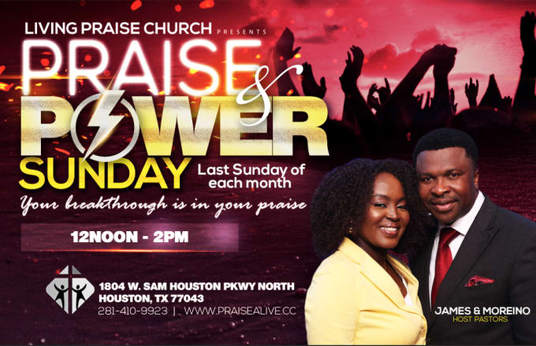 Design Exceptional Church Flyer, or Poster For Any  Event