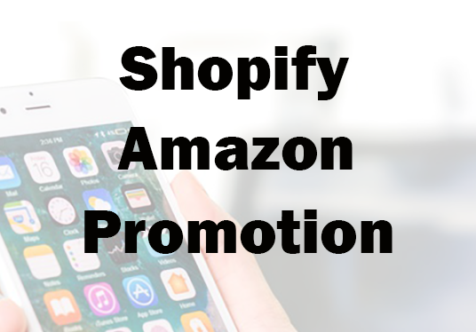 I will Do High Converting Ecommerce, Shopify, Amazon Promotion and Marketing