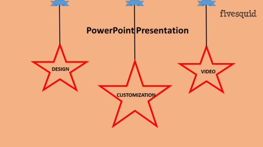 I will design and customize PowerPoint Presentation very professionally