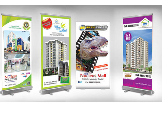 I will Design professional web Banner