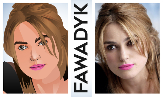 create realistic looking caricature