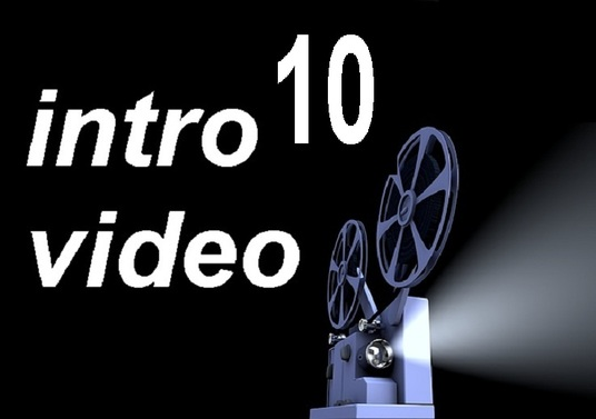 I will do 10 Amazing HQ intro Video   with extras and promotion