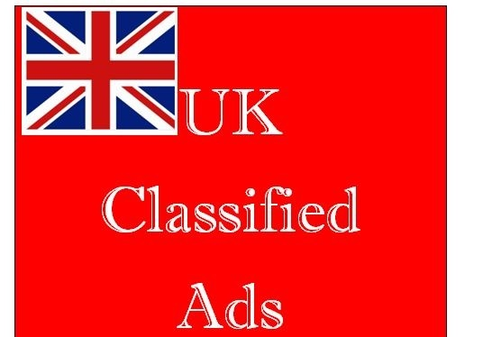 I will Do 20 UK Classified Posting Manually