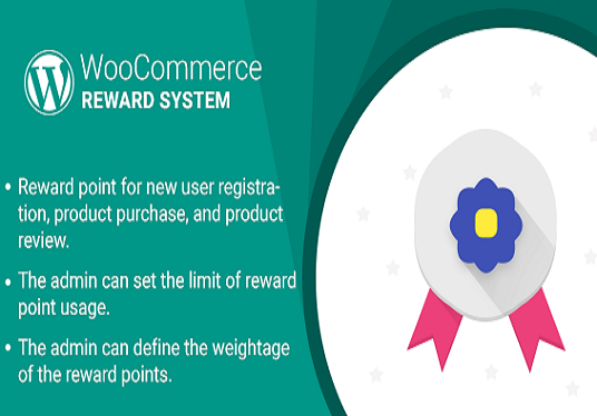 I will create a ecommerce WordPress website and add points and rewards