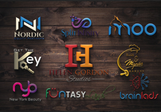 I will Design 2 Perfect Modern Logo Design In 24 Hours For Your Business