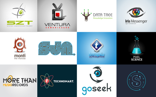 make creative logo for your brand or business