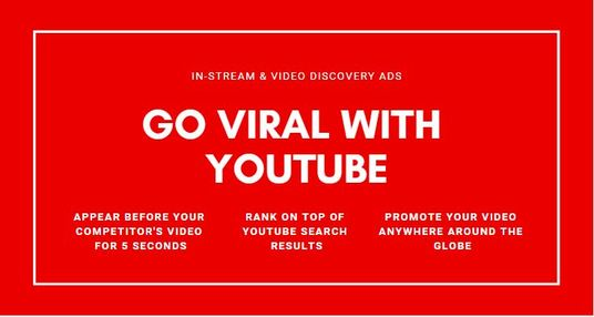 I will Make Your Video Go Viral With Youtube Ads