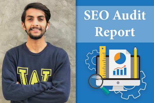 I will Provide Seo Audit Report,Website Audit and Competitor Analysis