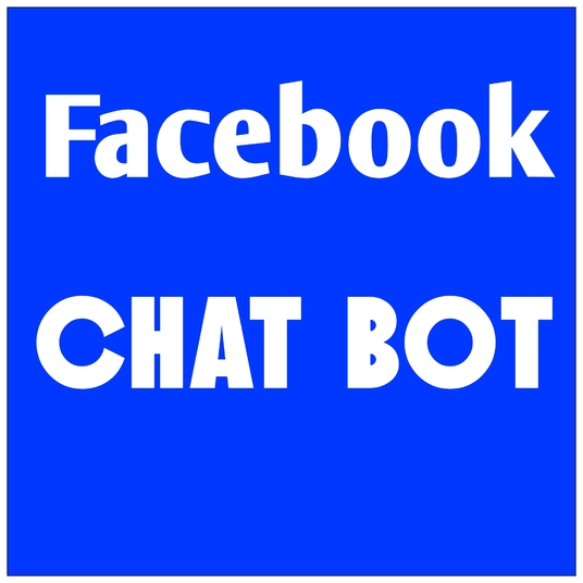 I will design chatbot for your professional facebook page