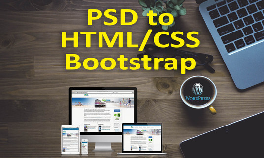 I will create html, css, bootstrap templates