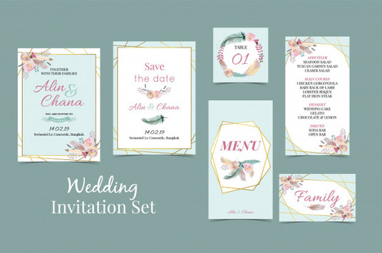 cccccc-Design Wedding Invitations, Birthday Or Party Invitation