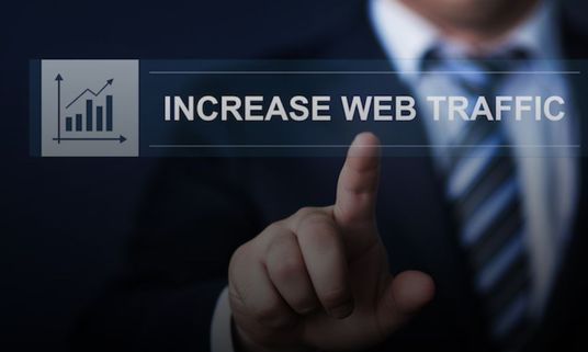 I will Send Unlimited website traffic