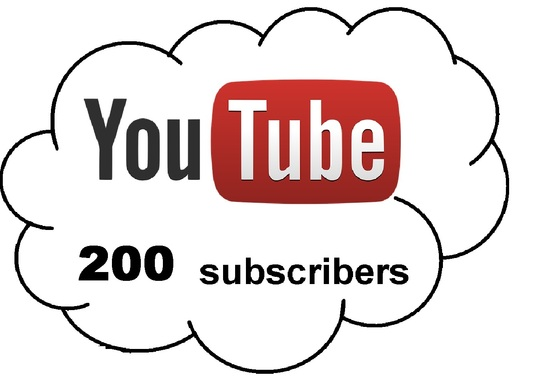 I will add 200 Real YouTube Subscribers  to your channel