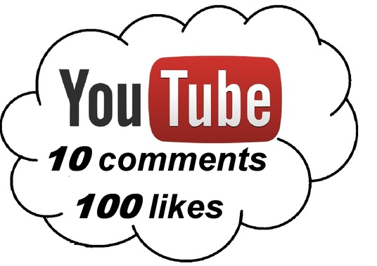 I will add 100 Real YouTube Likes + 10 comments  to your Video
