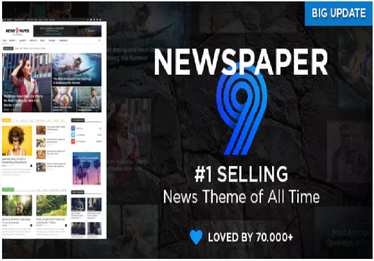 I will Create Blog or Magazine Website by Newspaper WordPress Theme