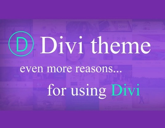 I will design page In DIVI themes