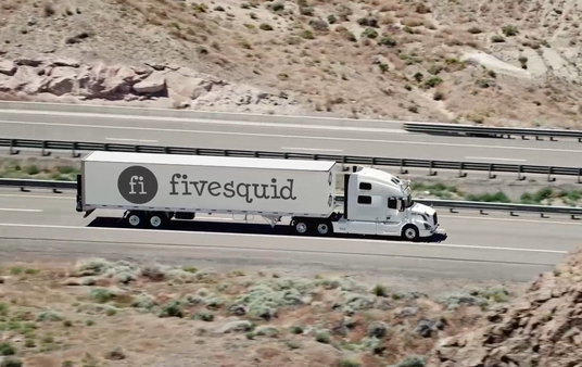 Make This Truck Trailer Video For Your logo