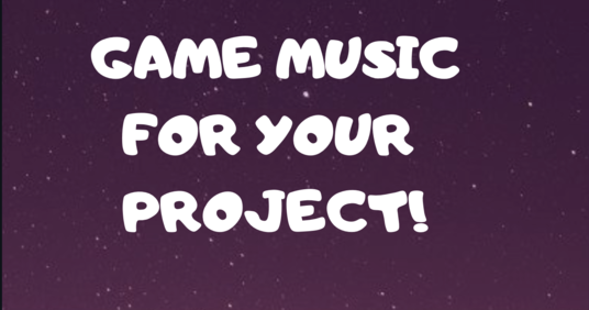 Create Game Music for your project